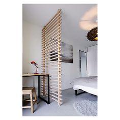 Oltre 1000 idee su pareti divisorie su pinterest - Parete divisoria in legno per interni ...