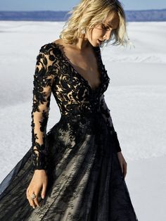 Gorgeous Black Halloween Dress You Will Love - Fashionable Size 12 Wedding Dress, Colored Wedding Dresses, Bridal Dresses, Wedding Gowns, Wedding Dress Boutiques, Designer Wedding Dresses, Black Halloween Dress, Sottero And Midgley Wedding Dresses, Sottero Midgley
