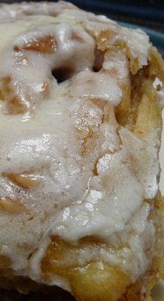 Apple Orchard Cinnamon Rolls