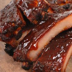 A very yummy recipe for ribs. Southern Pork Rib Recipe Recipe from Grandmothers Kitchen.
