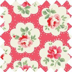 We have re-created our all time favourite Provence Rose design, which comprises of a larger scale print with a gentler colour palette.  The neutral grey background is enhanced with our powerful pink floral placement that will add a subtle brightness to your home. This fabric is ideal for use as: *Curtains *Cushion Covers *Craft *Upholstery