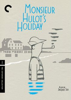 """Monsieur Hulot's Holiday"", Jacques Tati // Criterion Collection"