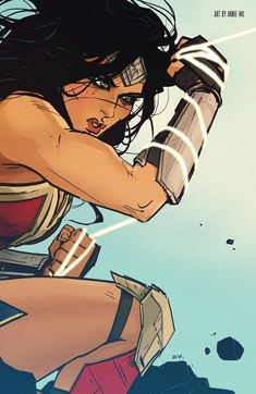 Wonder Woman's 75th Anniversary Special Is The Tribute She Deserves — EXCLUSIVE PREVIEW! Art by Annie Wu
