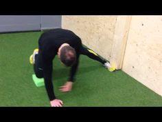 Lantion, keskivartalon ja rintarangan toiminnallinen liikkuvuusharjoitus