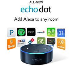 Amazon Echo Dot tanıtıldı, Echo Almanya ve Birleşik Krallık'ta satışa çıkıyor  http://www.teknoblog.com/amazon-echo-dot-ozellikleri-132623/