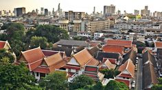 I've planned my visit to Bangkok on a whim. All I knew about my home in Bangkok, the lovely Nitan Hostel Khaosan was that it was located just 20 metres from the infamous Khaosan … Bangkok Thailand, Thailand Travel, Hostel, San Francisco Skyline