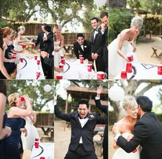 10 Fun & Carefree Weddings You Wish You'd Been Invited To | Apartment Therapy