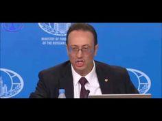 Заявление МИД РФ послам мира по делу Скрипаля  Самое главное