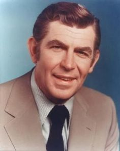 andy griffith....Sheriff Taylor