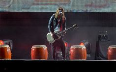 Jared Leto se apresenta no Palco Mundo no Rock in Rio 2013