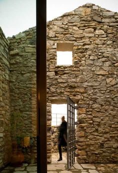 Love this image. Cabrela House by Organica Arquitectura