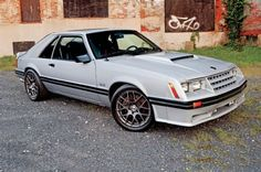 1982 Ford Mustang GT - Mach Cobra Mash-Up: Joe Bielawa was getting tired of driving the same old Fox, so he found one with a DOHC cammer.