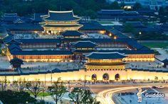Grand Palace in Seoul #southkorea #southeastasia #travel
