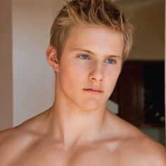 Alex Ludwig. He's seriously perfect!