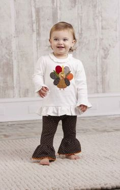 Mud Pie Thanksgiving Outfit Pictures mud pie give thanks turkey tunic legging set mud pie Mud Pie Thanksgiving Outfit. Here is Mud Pie Thanksgiving Outfit Pictures for you. Mud Pie Th. Newborn Outfits, Toddler Outfits, Kids Outfits, Girls Boutique, Baby Boutique, Boutique Clothing, Turkey Pants, Girls Thanksgiving Outfit, Thanksgiving Turkey