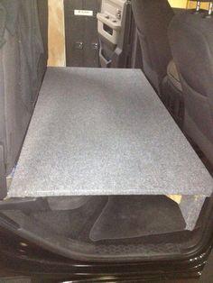 Rear Seat Folding Dog Platform Ram Trucks Accessories