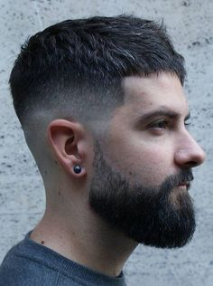Mens chic short hairstyle trends 2017 2018