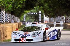 1997 McLaren F1 GTR 'Long Tail'-2015 Goodwood