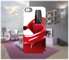 Nail Polish Custom Case for iPhone 5/4/4S Samsung Galaxy S2/S3/S4 Blackberry Z10 - PDA Accessories