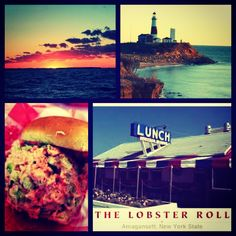 Summer 2013 in almost here! Lobster Rolls, Hidden Treasures, Lighthouses, Long Island, Sunsets, The Hamptons, Childhood Memories, Nyc, New York