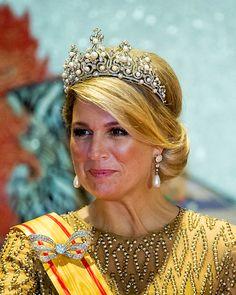 Casas y Familias Reales: Visitas de Estado 2014