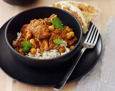 Indian-Spiced Lamb & Chickpea Curry Recipe | Beef + Lamb New Zealand