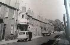 The Curriers Arms.Commercial street 1950's