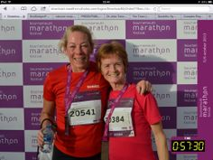 Bournemouth 10k with friends and family.