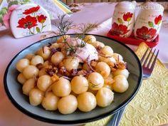 Džadky (fotorecept) - recept   Varecha.sk Thing 1, Kefir, Black Eyed Peas, Dumplings, Pizza, Eggs, Bread, Breakfast, Morning Coffee