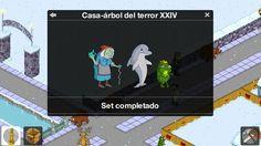 Casa-árbol del terror XXIV