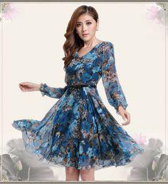 Plus+Size+Summer+Dresses+2013   roupas femininas vestidos nova moda 2014 outono- verão vestido casual ...