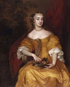 Margaret Brooke, Lady Denham, ca. 1663-65