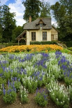 "Marie Antoinettes ""Boudoir"" in the Petit Trianon"