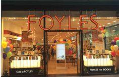 Image result for foyles books