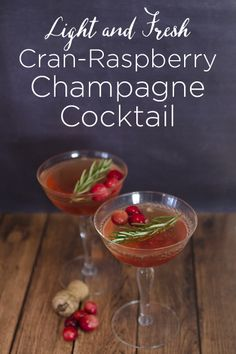 (Msg 4 21+) I love how champagne makes every gathering a celebration. Make your champagne special with this cocktail recipe! AD #WaterMadeExciting