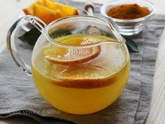 Tisana arancia e miele, rimedio contro il raffreddore