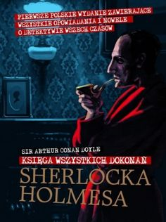 Okładka książki Księga wszystkich dokonań Sherlocka Holmesa