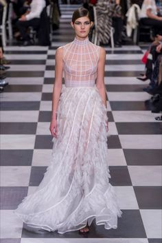 The Best of Christian Dior Haute Couture Spring/Summer 2018 Collection Christian Dior Couture, Dior Haute Couture, Couture Mode, Style Couture, Couture Fashion, Runway Fashion, Dior Fashion, Collection Couture, Fashion Show Collection