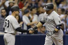 Carlos Beltrán y Alex Rodríguez la sacaron en victoria Yankee ante Rays.