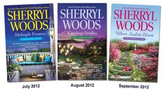 So excited for the next ones in the Sweet magnolia Series By: Sherryl Woods