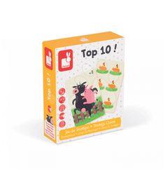 Strategická hra pre deti Janod od 4 rokov