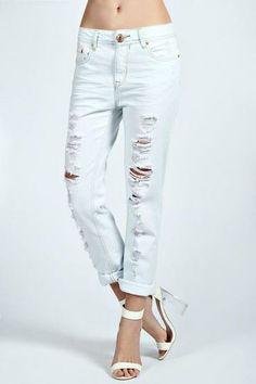 YAYA BOYFRIEND JEANS | Clothes❤ | Pinterest | Boyfriend jeans ...