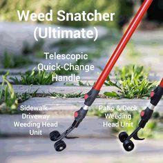 The Weed Snatcher - Ruppert Garden Tools