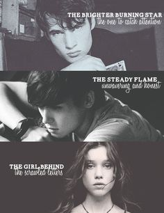 The Infernal Devices - I like them as Will and Jem..not sure about Tessa looking like that though