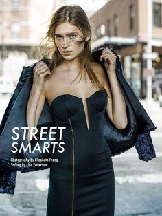 #Street #smarts fashion from @fashiongonerouge