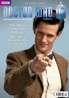 Doctor Who Magazine FN ; Marvel UK comic book for Like the Doctor Who Magazine FN ; Doctor Who Magazine, Matt Smith Doctor Who, Doctor Who Tumblr, 11th Doctor, Health Lessons, Favim, Lessons For Kids, Kids Videos, Superwholock
