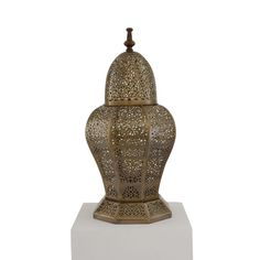 Transform your home with Moroccan lights - pendant lights, table lamps, sconces and floor lamps. We ship worldwide from Chicago. Shop now! Moroccan Floor Lamp, Moroccan Bedroom, Moroccan Lighting, Moroccan Lanterns, Moroccan Interiors, Moroccan Tiles, Moroccan Decor, Buy My House, Modern Moroccan