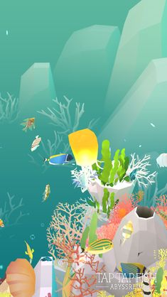 Tap Tap Fish Light Jellyfish Impressive My Abyssrium #taptapfish Download Httponelinktojhe4Sh  Idk Design Ideas