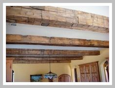Wood Beams Mantels New Reclaimed Stonewood Products. Old Reclaimed Antique Barn Beams Hand Hewn Or Rough Sawn . How To Incorporate Ceiling Beams Into Your Style. Home and Family Hand Hewn Beams, Wood Beams, Wood Ceilings, Ceiling Beams, Sloped Ceiling, Ceiling Cladding, Barn Siding, Bamboo Architecture, Home Ceiling