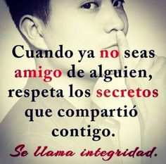Una persona integra ,no es quien miente para Positive Phrases, Motivational Phrases, Inspirational Quotes, Quotes French, Spanish Quotes, Words Quotes, Me Quotes, Sayings, Good Thoughts